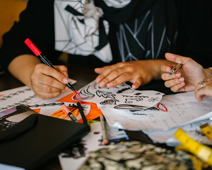 Creative Black Country reveals COVID-19 Challenges on Arts - colouring