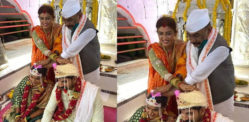 Ex Indian Underworld Don attends Daughter's Wedding