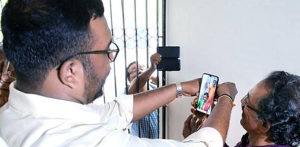 Indian Couple get Virtually Married over Video Call f