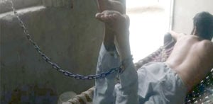 Indian Man tied in Chains for 7 Years by Brother-in-Law f