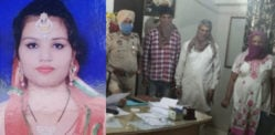 Indian Mother arrested for Murder of Daughter & Son-in-Law