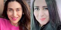 Is TikTok star Heena Karisma Kapoor's Doppelgänger? f