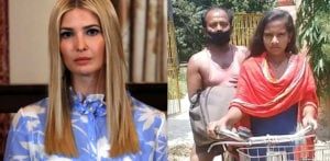 Ivanka Trump criticised after 'Praising' Jyoti Kumari f