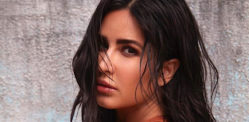 Katrina Kaif shows Support for Victims of Domestic Abuse