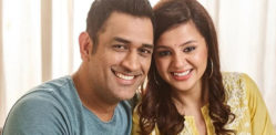 MS Dhoni's Wife reacts to Husband's Retirement rumours