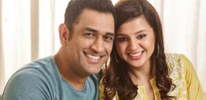 MS Dhoni's Wife reacts to Husband's Retirement rumours f