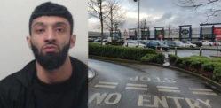 Man Bit & Forced Fingers Down Ex-Partner's Throat in Sickening Attack