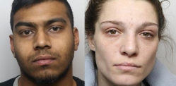 Man & Woman jailed for Violent Rape after luring Victim to Flat