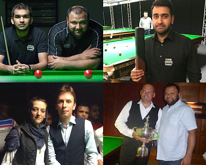 Mohammed Nisar talks Beating COVID-19 & Snooker Academy - IA 1