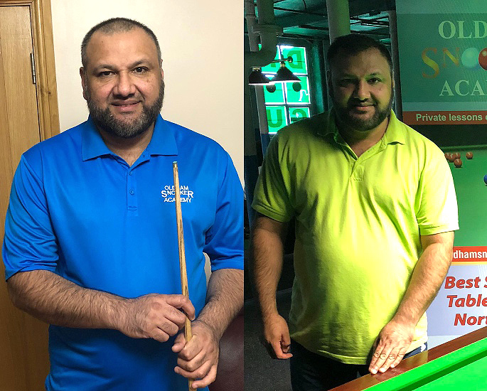Mohammed Nisar talks Beating COVID-19 & Snooker Academy - IA 3.1