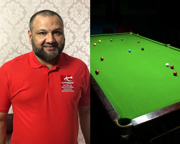 Mohammed Nisar talks Beating COVID-19 & Snooker Academy - IA 4