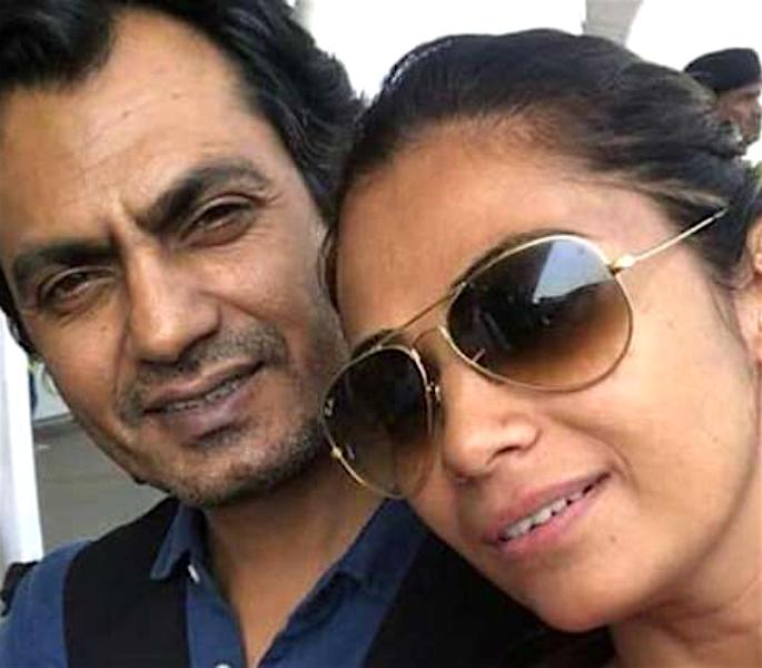 નવાઝુદ્દીન સિદ્દીકીની પત્ની આલિયાએ છૂટાછેડા માટે દાવો કર્યો - દંપતી
