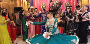 Pakistani Transgender Dancers left Homeless due to Covid-19 f