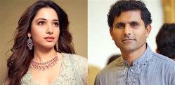 Pakistani cricketer Abdul Razzaq to marry Indian Actress Tamannaah Bhatia?