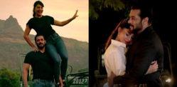 سلمان خان نے اپنے آنے والے گانے 'تیرے بینا' کا ٹیزر شیئر کیا