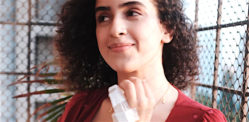 Sanya Malhotra rushed to hospital after Freak Accident