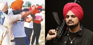 Sidhu Moose Wala booked for Gun Firing Video with Cops f