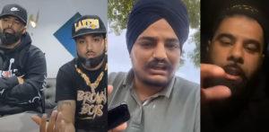 Sidhu Moosewala fight with Byg Byrd & Sunny Malton f