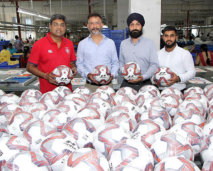 Super Agent Baljit Rihal talks Growth of Indian Football - IA 4