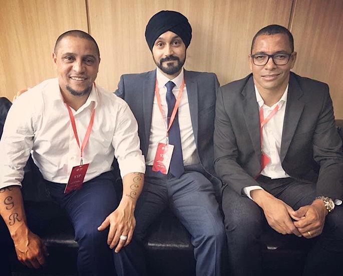 Super Agent Baljit Rihal talks Growth of Indian Football - IA 5