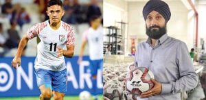 Super Agent Baljit Rihal talks Growth of Indian Football - f