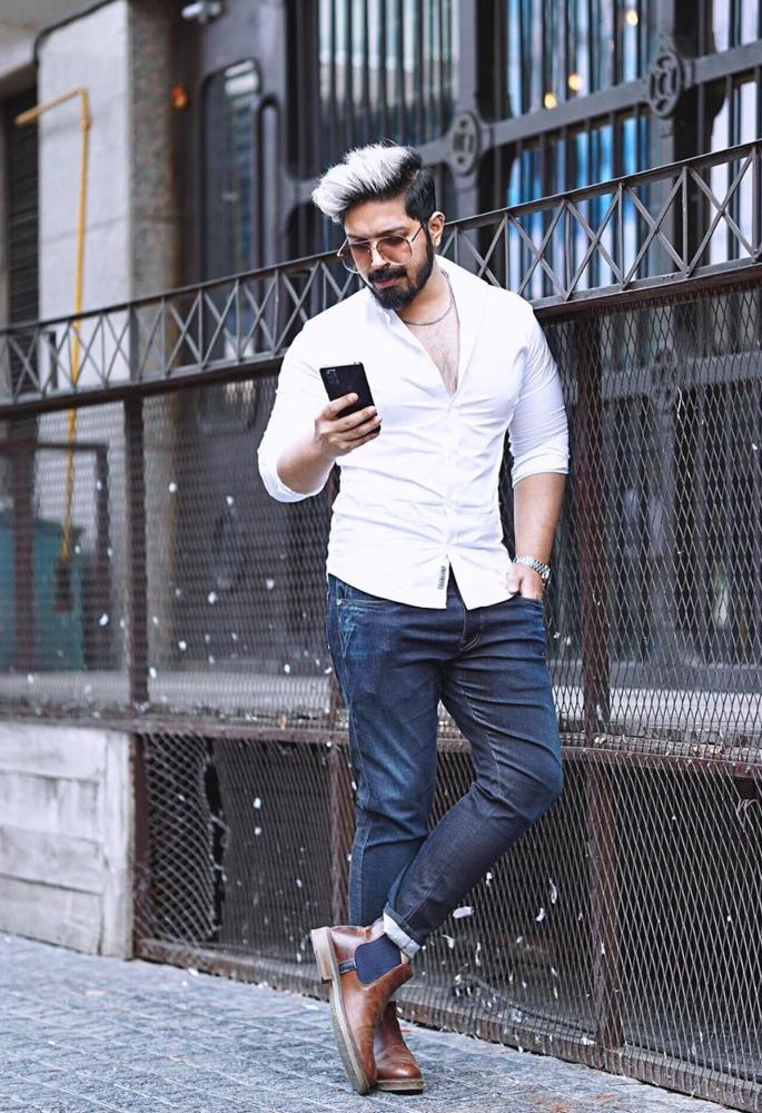 Top 7 Indian Fashion Instagram Influencers - jatinn