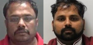 Two Men jailed for £2 million Online Banking Fraud f