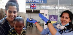 UK Medical Student reveals 'Terror' of Lockdown in India f