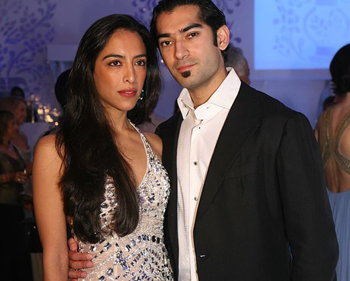 Wife to get £60m after Divorcing Rich Indian Husband - couple