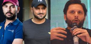 Yuvraj & Harbhajan regret backing Afridi's COVID-19 Fund f
