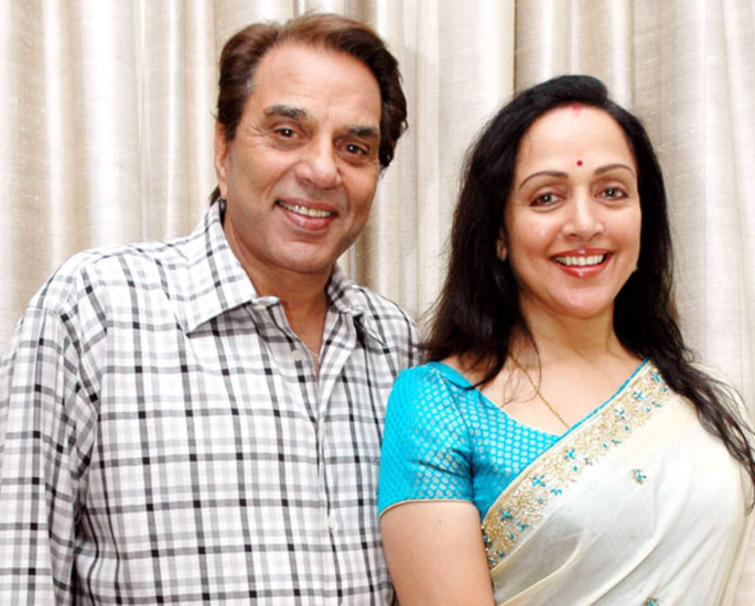 10 Bollywood Actors who married Actresses - dharam