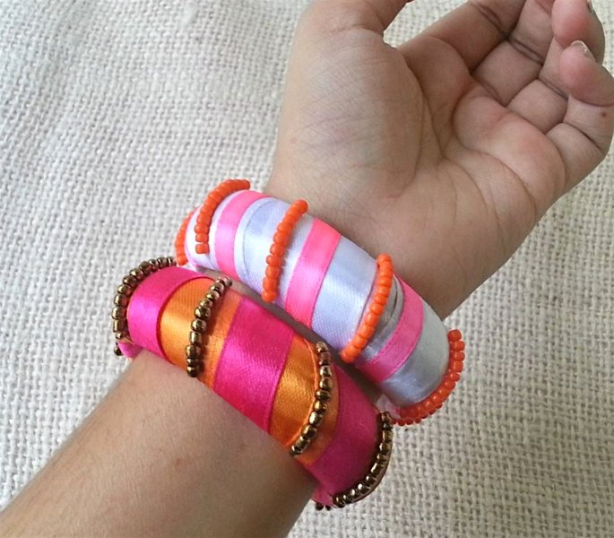12 Indian Arts & Crafts you can Learn at Home - bangle