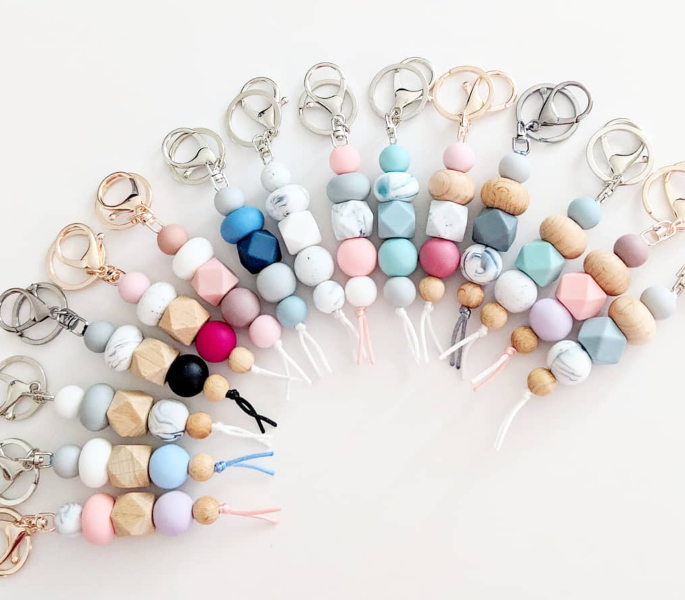 12 Indian Arts & Crafts you can Learn at Home - bead tags