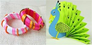 12 Indian Arts & Crafts you can Learn at Home f