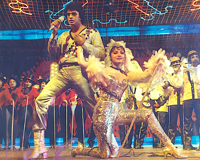 5 Top Mithun Chakraborty Disco Dance Songs - IA 1
