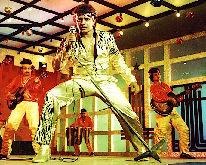 5 Top Mithun Chakraborty Disco Dance Songs - IA 2