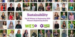 Asian Women in UK's Top 50 Women in Engineering 2020