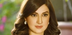 Arrest Warrant issued for Pakistani actress Ayesha Sana