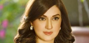 Arrest Warrant issued for Pakistani actress Ayesha Sana f