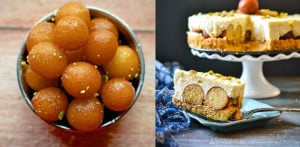 Delicious Desserts to Make using Gulab Jamun f