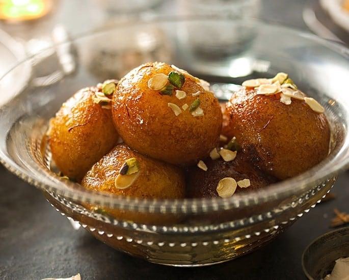 Delicious Desserts to Make using Gulab Jamun - gulab
