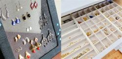 Desi Jewellery Storage Ideas & Hacks
