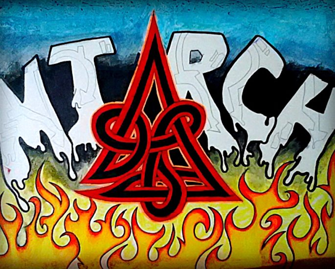 Famous Pakistani Graffiti Artists - mirch