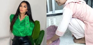 Faryal Makhdoom supports family of Murdered 8-year-old Maid f
