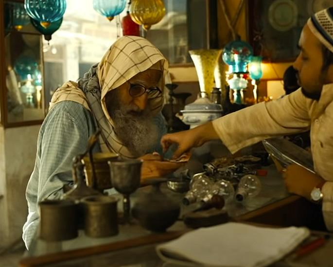 'গুলাবো সীতাবো' লোভ বনাম প্রেমের দৃষ্টান্তটি বলে - মির্জা বাল্ব