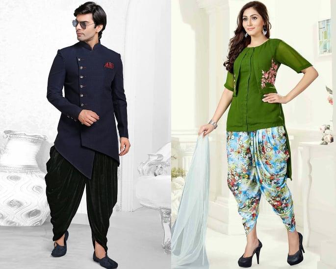 How Do I Wear a Salwar Kameez? - dhoti