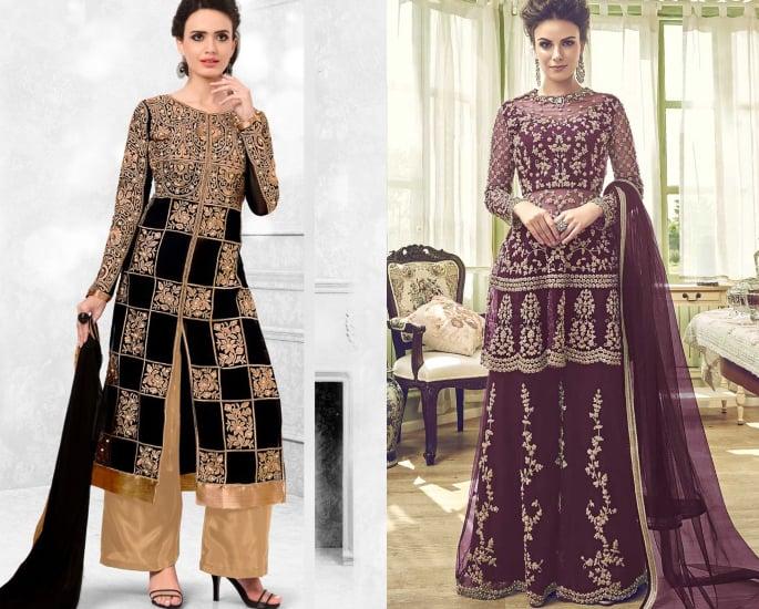 How Do I Wear a Salwar Kameez? - palazzo