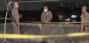 Indian Man found with Throat Cut in Bangkok f