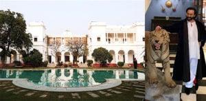 सैफ अली खानच्या 800 कोटी रुपयांच्या पतौडी पॅलेसमध्ये एफ