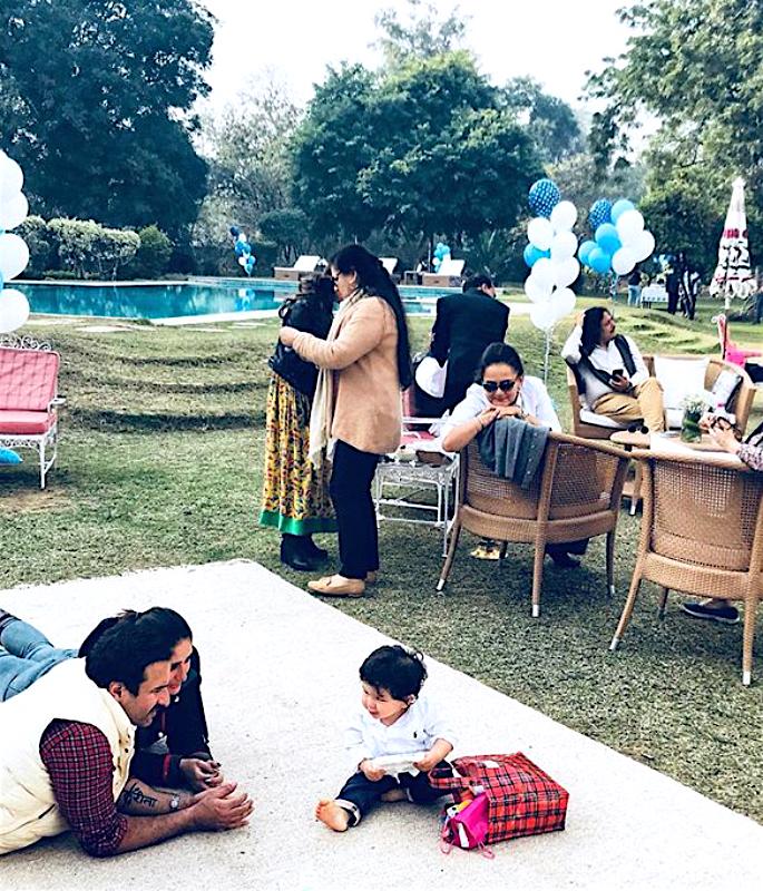 سیف علی خان کے اندر 800 کروڑ روپے پٹودی محل - فیملی 2